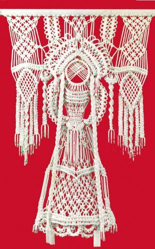 Макраме. Плетем и вяжем узлы